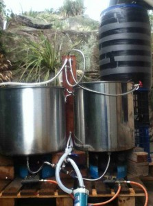 All Grain Brewing Setup
