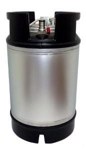 2.5 gallon keg