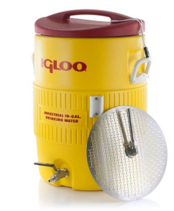 Igloo Cooler Mash Tun