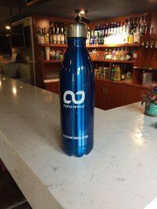 Alpha Armur insulated stainless steel growlers